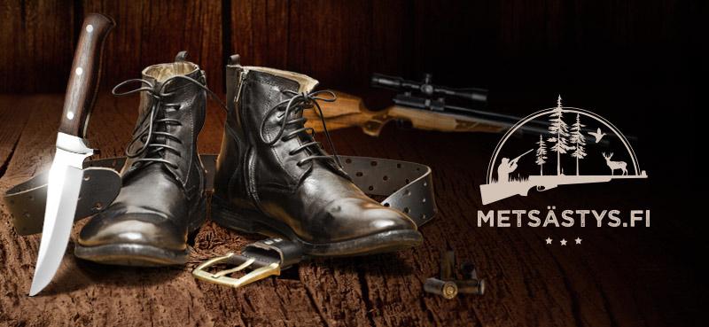 Metsästys.fi - sivusto metsästäjille, kalastajille ja luonnossa liikkujille
