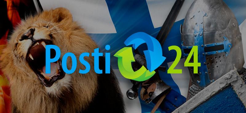 Posti24.fi - turvallinen, ilmainen ja suomalainen sähköposti