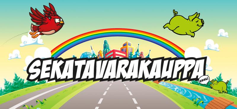 Sekatavarakauppa.fi verkkokauppa